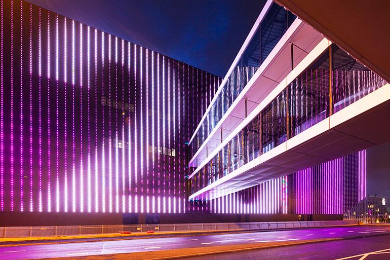 Ziggo Dome已被廣泛用於音樂會,成為全球第五最繁忙的音樂會場地。