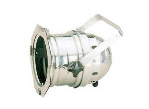 PAR 46 SP/SBPAR 46 SP(短筒銀色)或PAR 46 SB(短筒黑色) - 尺寸:220 x 191 x 191mm 可附葉片(另購)光源:4553(小AC) 28V/250W電壓:110V(須串連4553 x 4)電壓:220V(須串連4553 x 8)顏色:黑或銀1.3MM鋁製桶身附四角或八角色片夾
