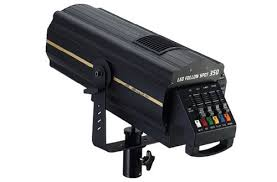 - LED 350W 追蹤燈