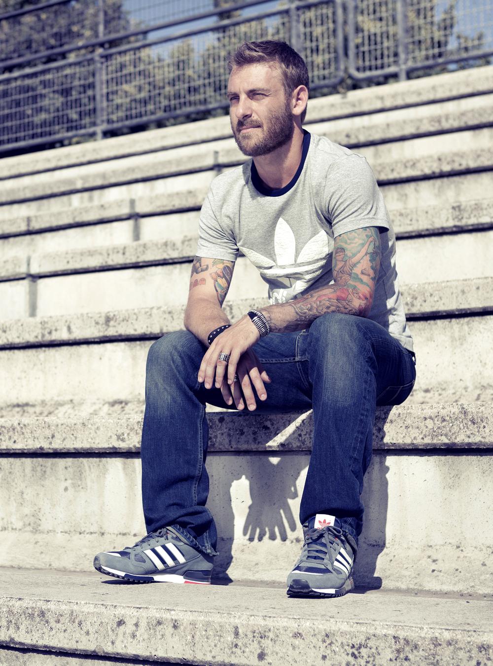 Adidas-Daniele De Rossi