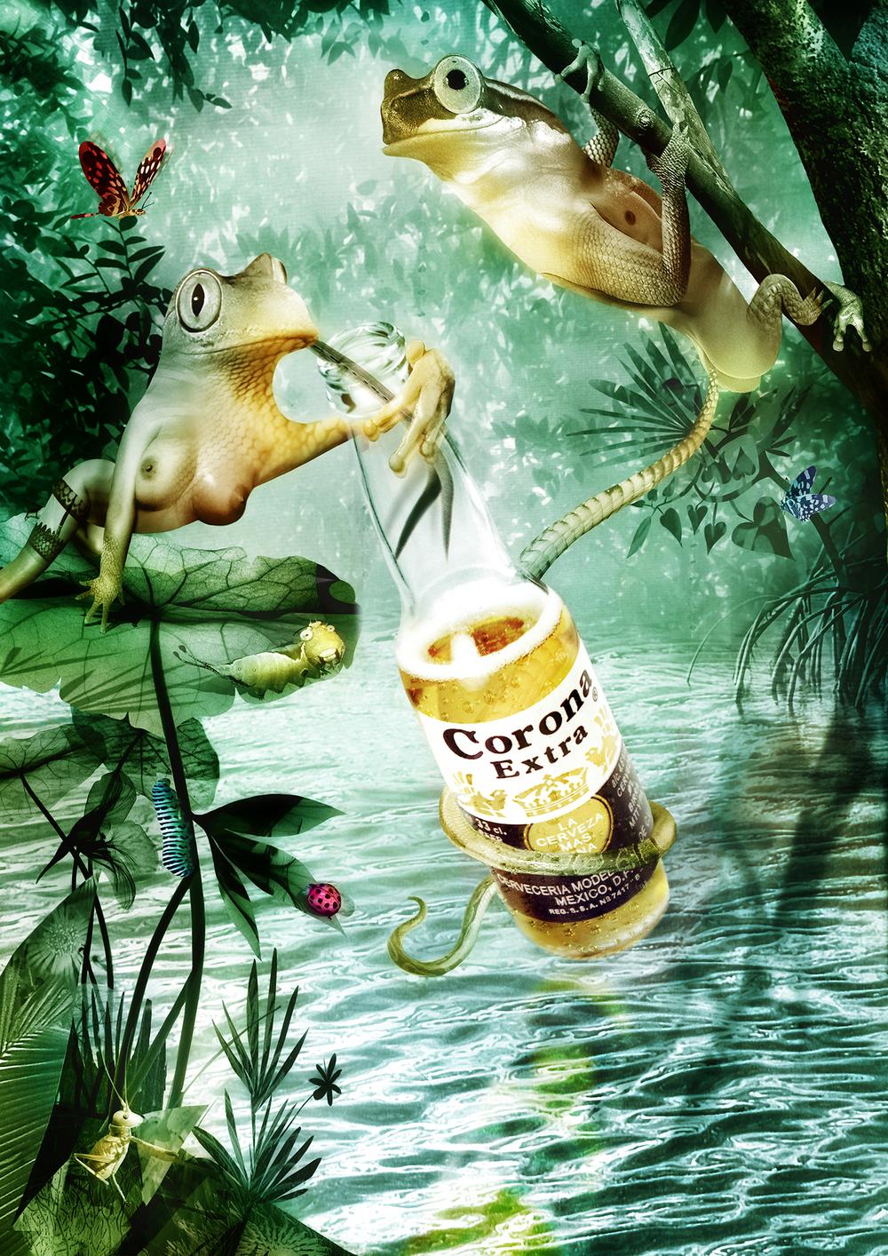 Corona - Frogs