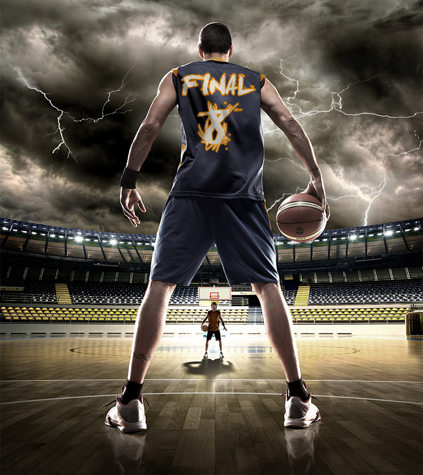 """Final Eight"" basketball challenge"