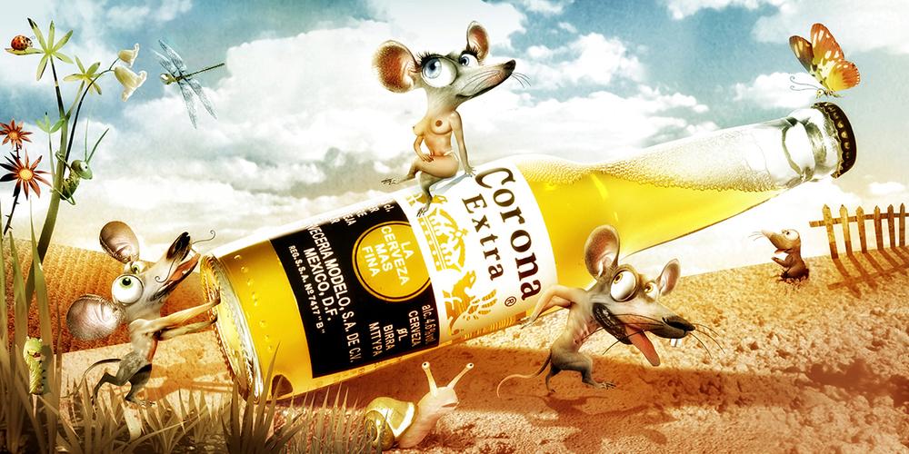 Corona - Mice