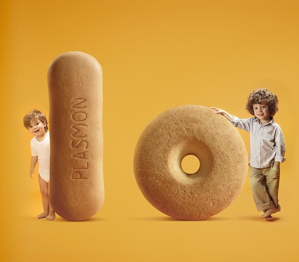 Plasmon biscuits