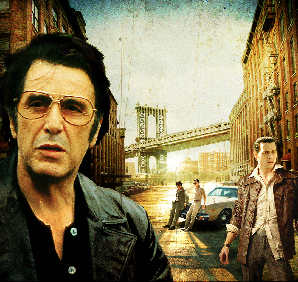 Al Pacino - dvd series