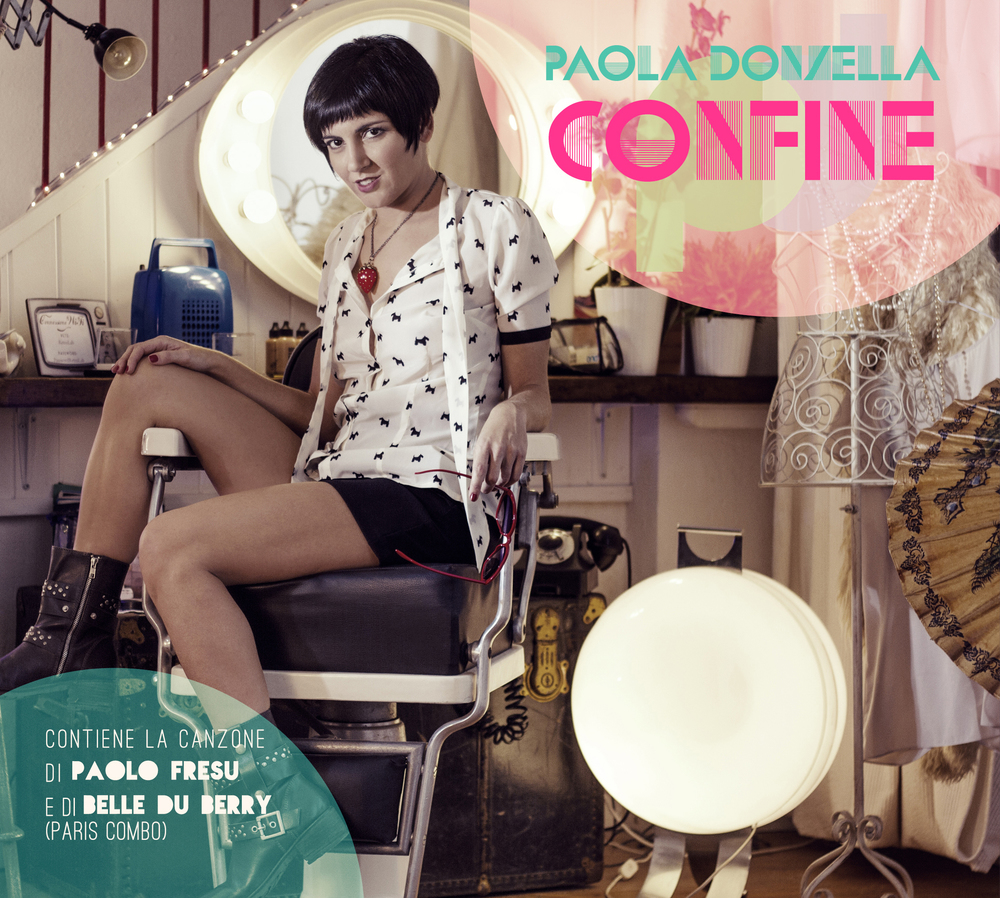 Paola Donzella - Confine