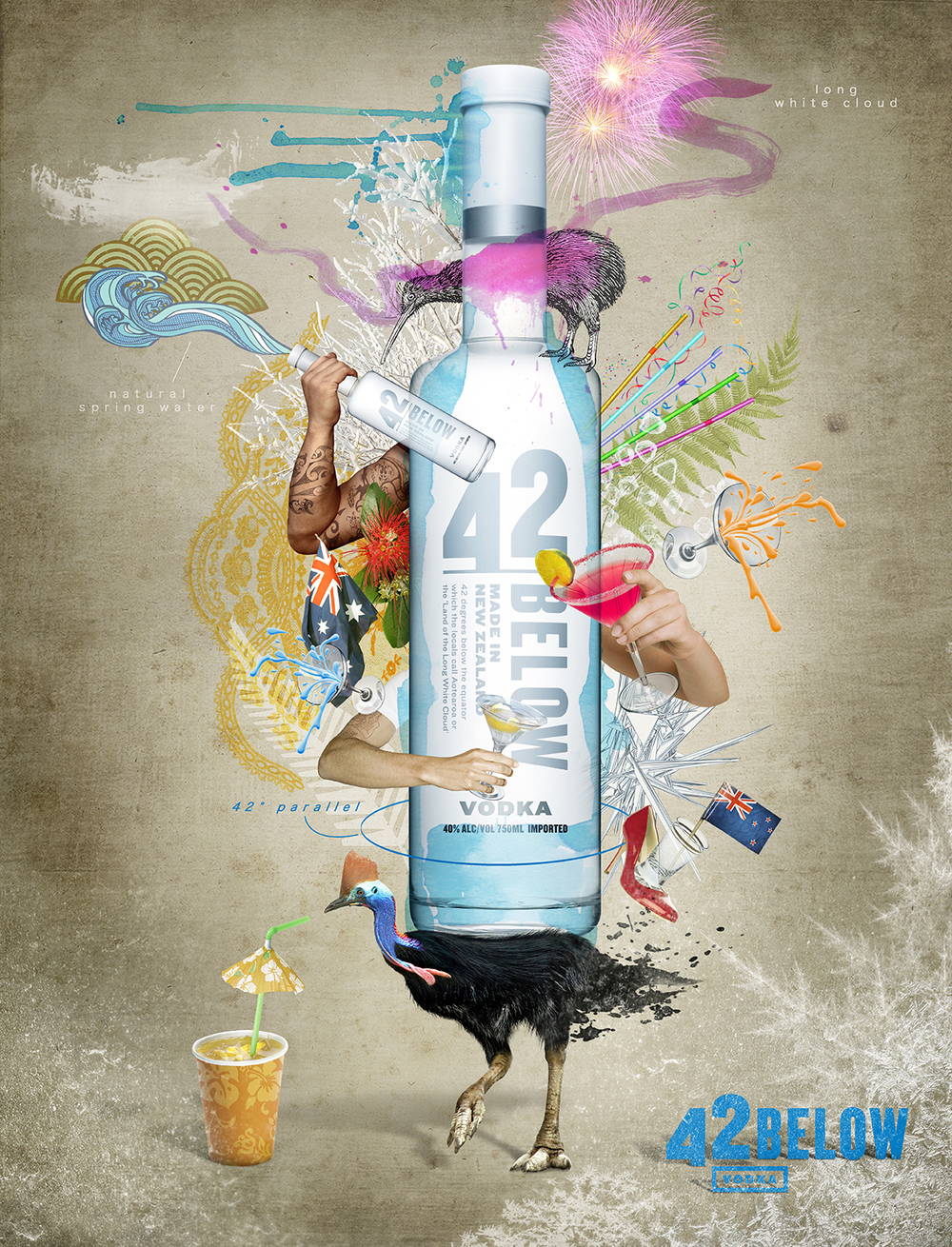 42Below Vodka