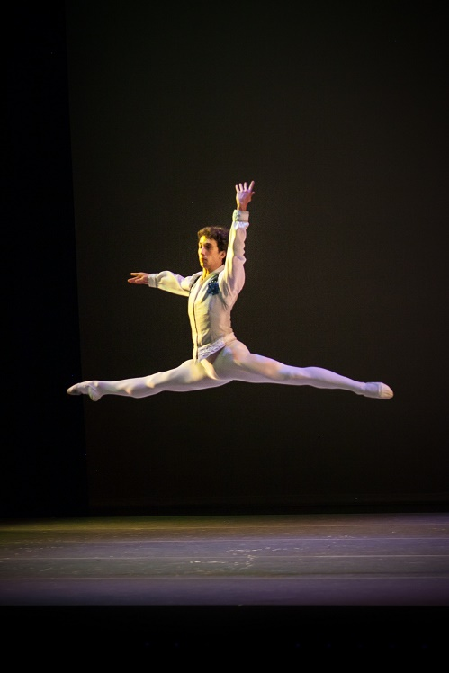 Michael won 1st place at YAGP and dances for the Estonian National Ballet.