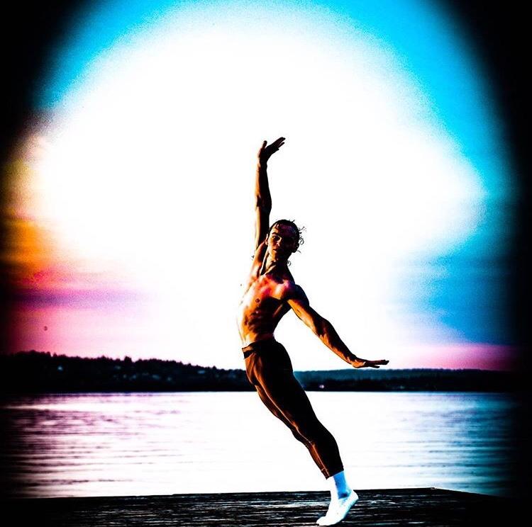 - Natan is a Senior Apprentice at Ballet Fantastique in Oregon.©Rex Tranter