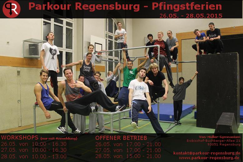 Ferienprogramm Pfingsten 2015