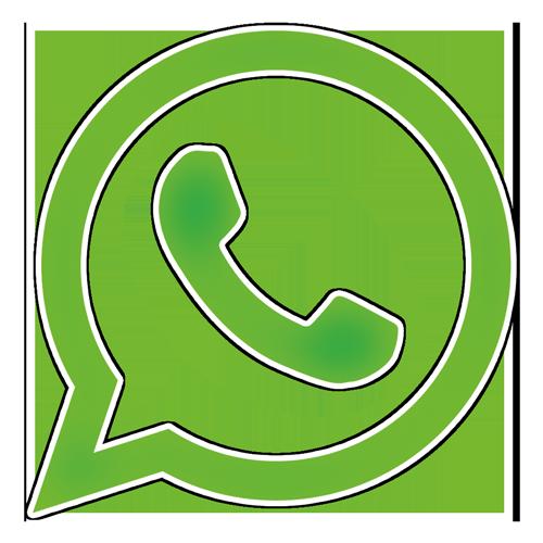 WHATSAPP - Tritt in Kontakt mit der Community um Trainings zu planen, Fragen zu stellen oder um dich einfach mit anderen Traceuren auszutauschen.