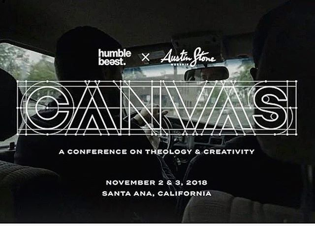 Next Stop Canvas Conference! We are so excited to be able take in some solid teaching and gain some inspiration from these guys. If you haven't heard of @humblebeastrecords go check their artists out! They are a huge inspiration to us at Legacy and speak truth and life into our culture with excellence and creativity.