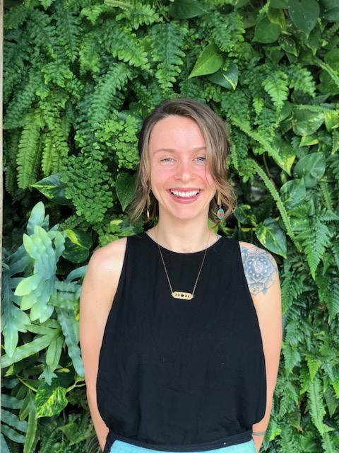 PARKER BRAY - Head of the Reproductive Health Program, Massage Therapist, Full Spectrum Doula