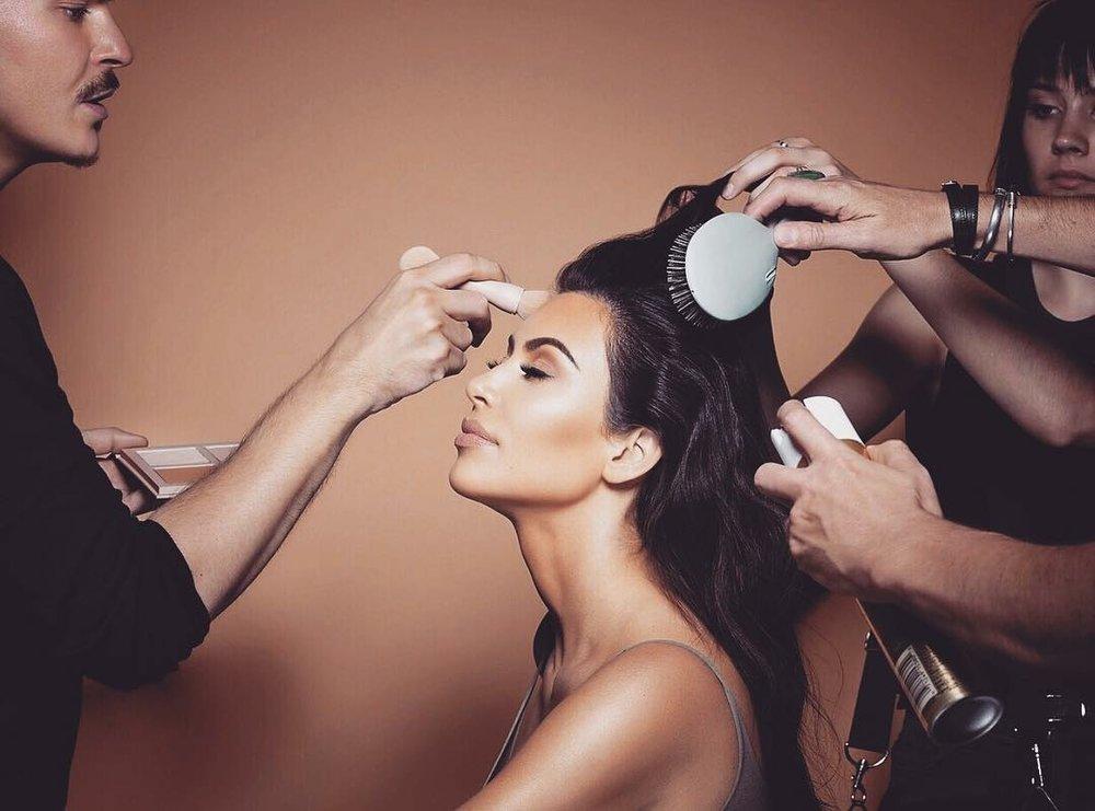 Kim Kardashian West //Credit: Instagram