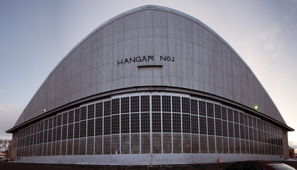 Lowry Air Force Base Hangar No. 1, Denver, CO.