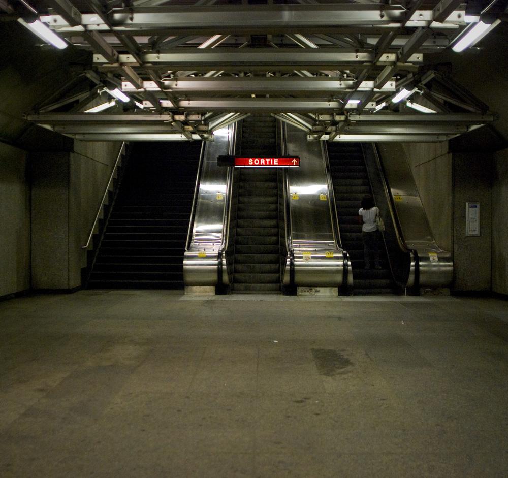 Metro Côte-Des-Neiges / Montreal, QC