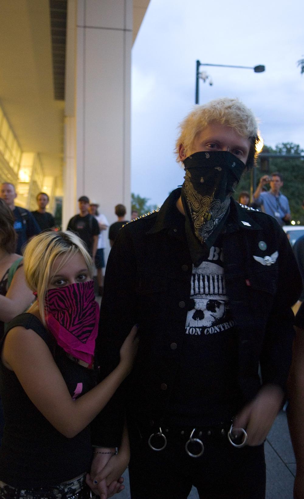 Anarchist Couple / Denver 2008