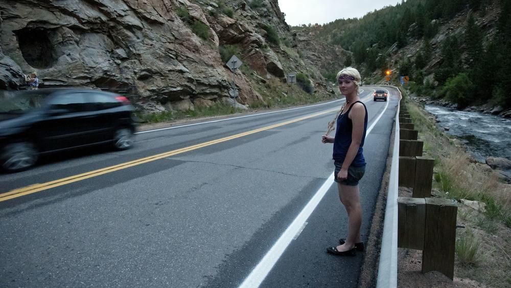 Kathleen / Clear Creek Canyon 2012
