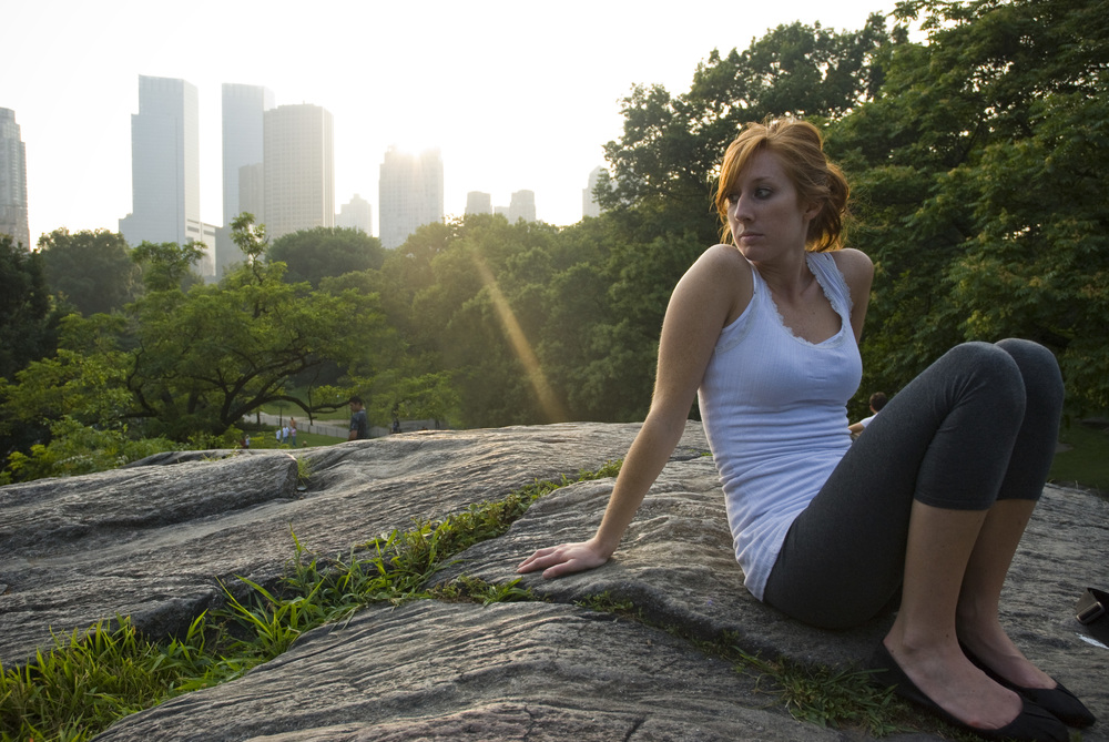 Emily / NYC 2009
