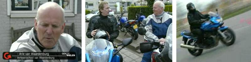 Verkeersschool Waardenburg, media, gek op wielen, drechtsteden