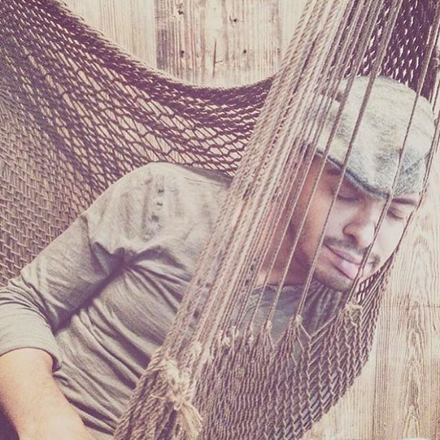 Customers comfort and happiness is what we aim for! 😴😎 #cevich #cevichny #ceviche #comfort #hammock #nyceats #freshnotfancy