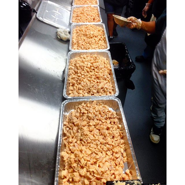 Someone order fresh ceviche for 600 people? We gotcha covered! #Cevich #catering #LinkedIn #freshnotfancy #gethooked