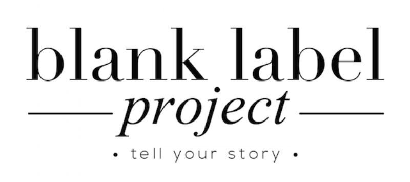 Blank Label Project