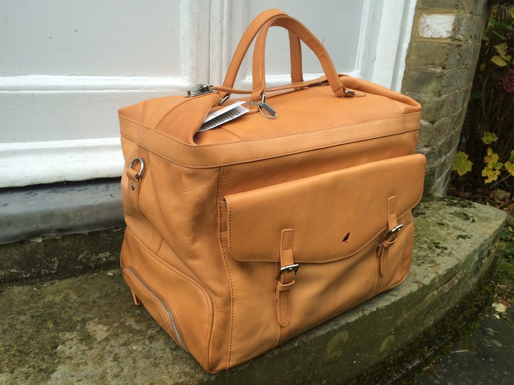 Bespoke Travel Bags