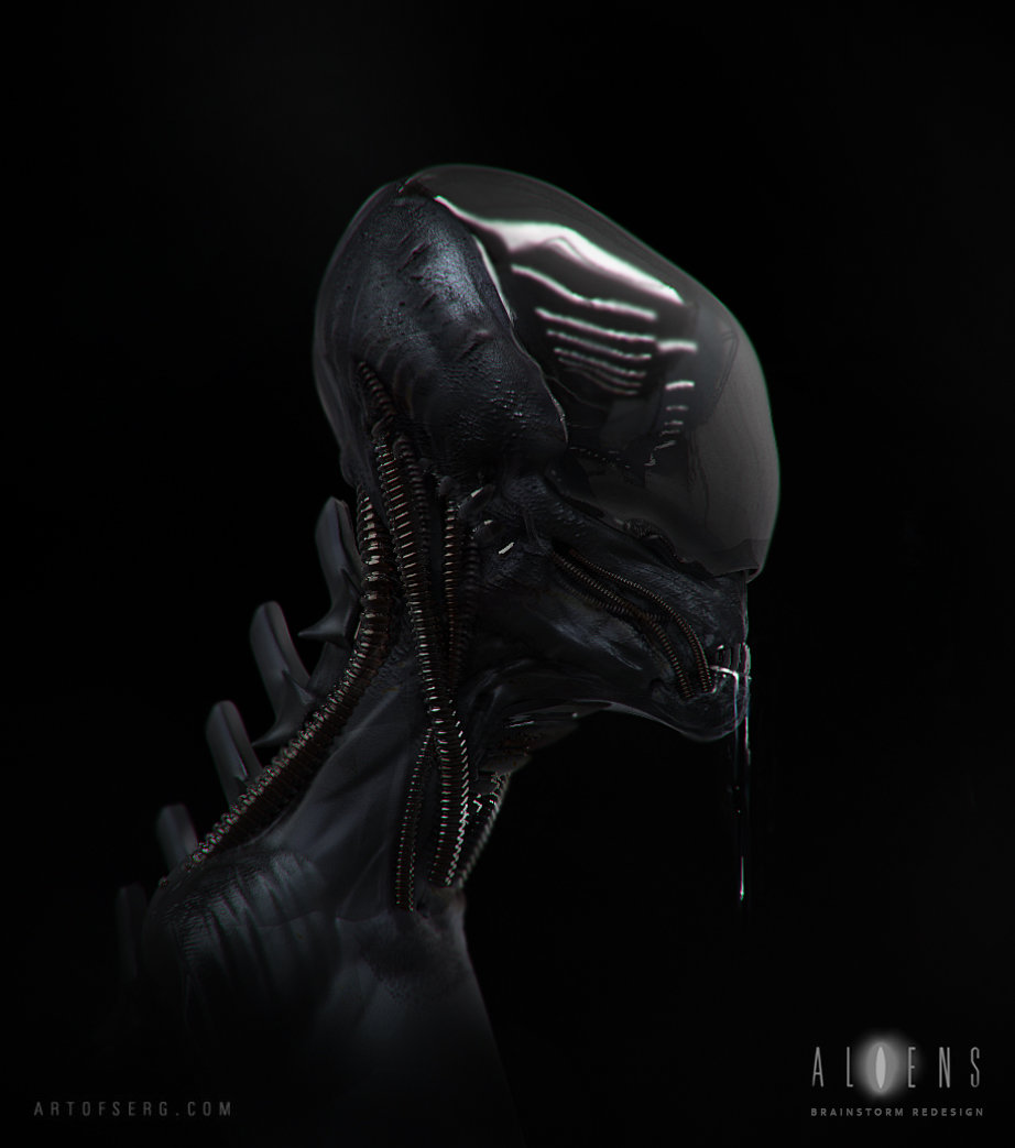 Prometheus 2 Fan Art