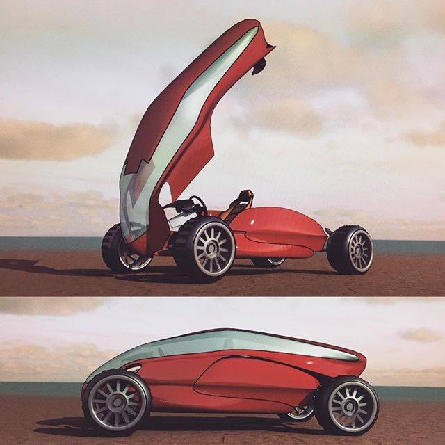 #3dsketching #vehicleconcept #vehicledesign #conceptart #conceptcar #conceptvehicle #future #car #cardesign #carrendering #racecar practice