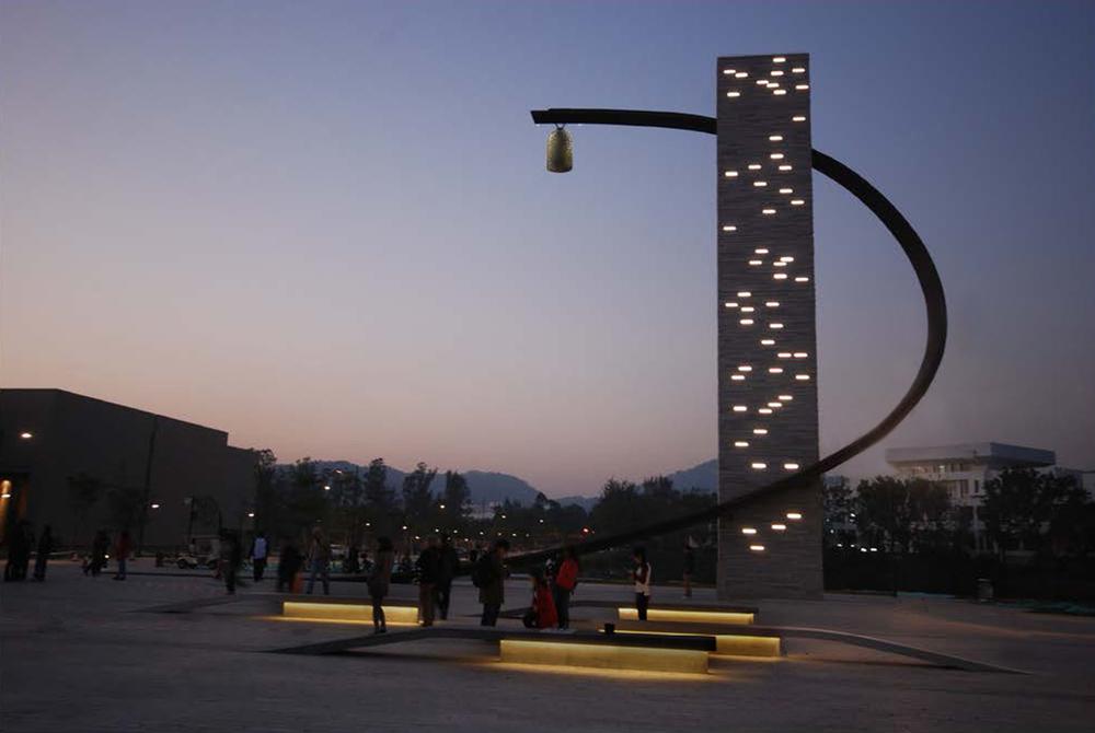 Shantou university u tillett lighting design associates