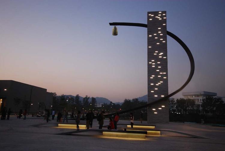 Shantou university u2014 tillett lighting design associates