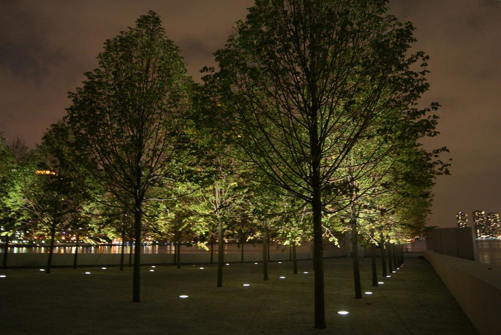 FDR Four Freedoms Park & Tillett Lighting Design Associates azcodes.com