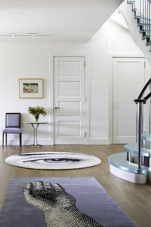 Residence with Art Collection — Tillett Lighting Design Associates