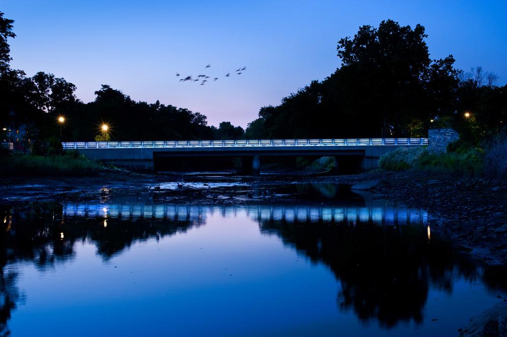 Richmond Hill Avenue Bridge & Richmond Hill Avenue Bridge u2014 Tillett Lighting Design Associates azcodes.com