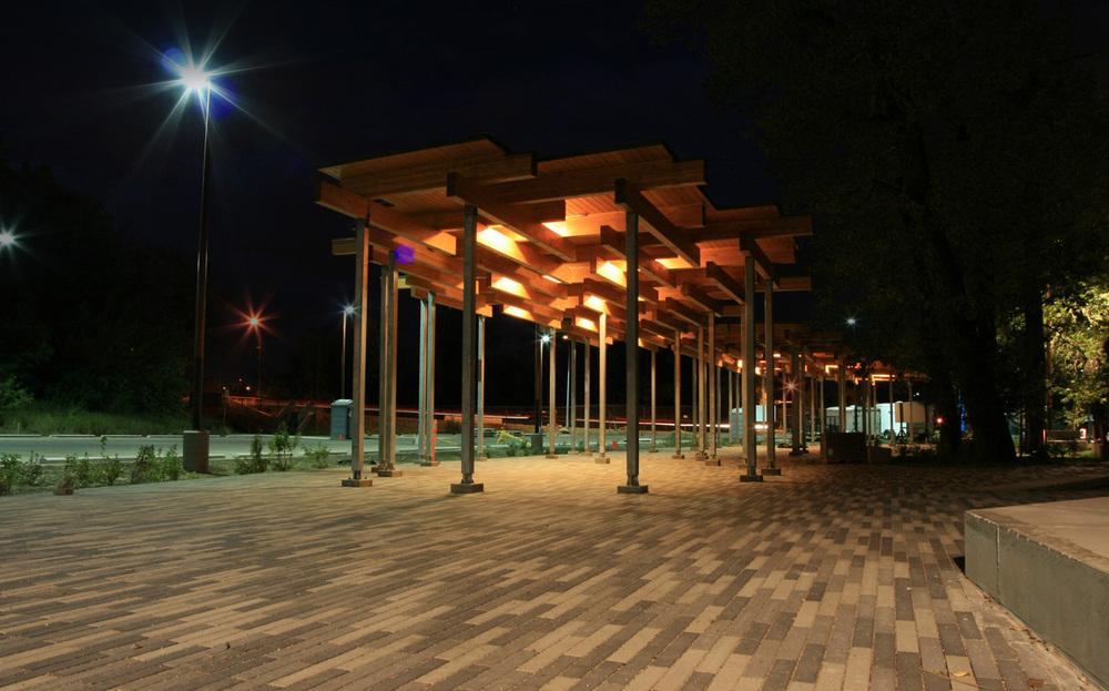 st patricks island tillett lighting design associates