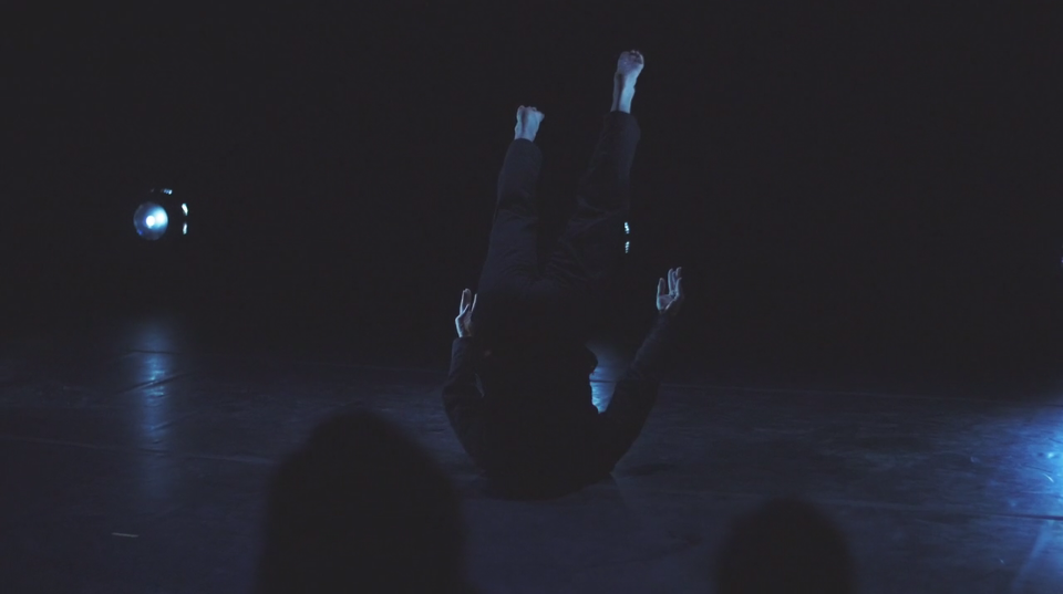 Patrick Mueller & Control Group Productions performance at SDF 2015, Video still from Muse Motion