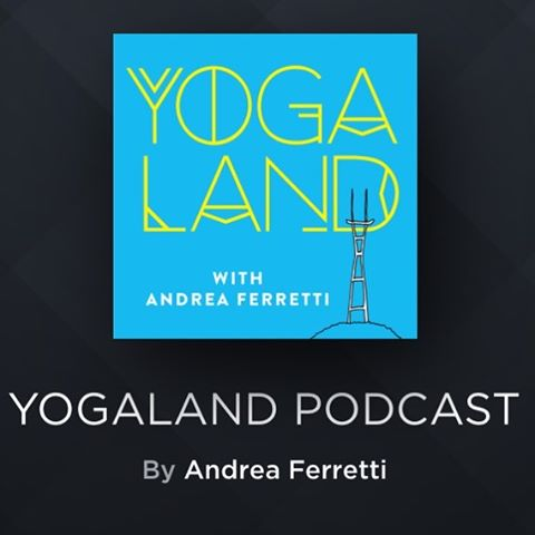 Things we ❤️ for #wellnesswednesday  This week it's @yogalandpodcast ! Have you give this podcast a listen yet? It's the perfect podcast for yoga teachers and practitioners. Topics range from anatomy to philosophy to wrestling with human emotions. A few of our favorites are: episode #17 (self-care Ayurveda) episode #23 (shoulder anatomy) & episodes are #34 (dealing with anger) Let us know what you think!