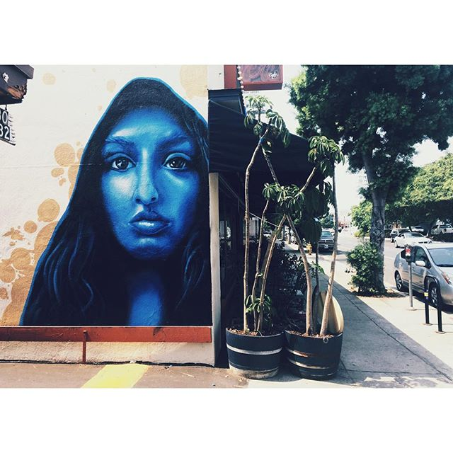 #streetart everywhere I go #la