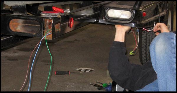 trailer repair hitches accessories off road rh texashitch com wiring utility trailer
