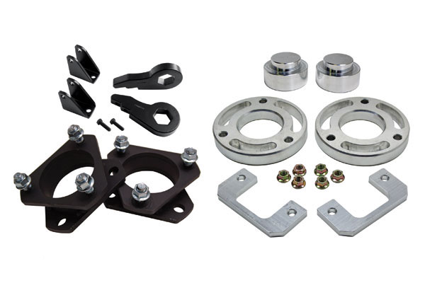 Strut Spacers & Torsion Keys