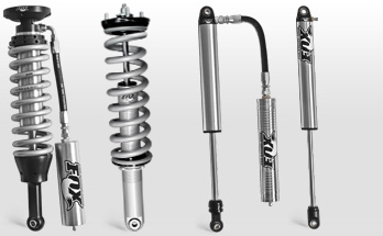 Fox Shocks & Struts