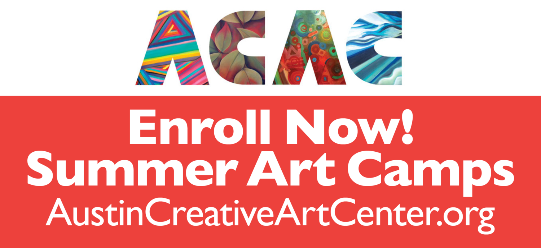 Summer Art Camps — Austin Creative Art Center Post
