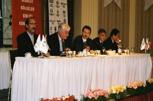 Delegates at the 2003 WEPZA Conference