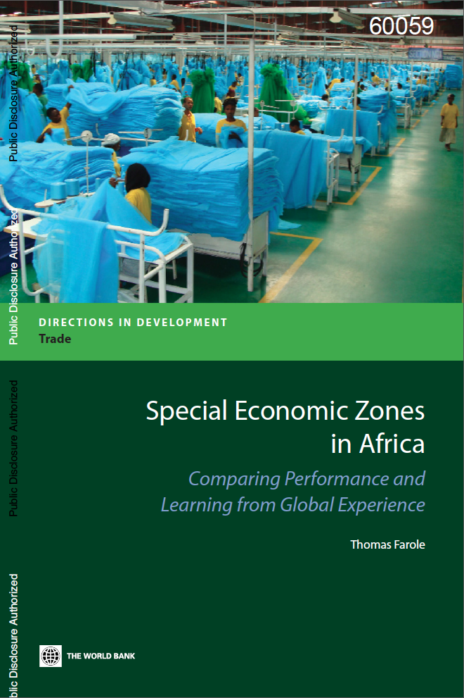 Economic zones have grown rapidly in the past 20 years. In 1986, the International Labor Organization's (ILO's) database reported 176 zones in 47 countries; by 2006, it reported 3,500 zones in 130 countries. This huge growth occurred despite many zones having failed to meet their objectives; however, many others are contributing significantly to growth in foreign direct investment (FDI), exports, and employment, as well as playing a catalytic role in integration into global trade and structural transformation, including industrialization and upgrading. This study aims to address some of these questions and deliver an analysis that is both data-driven and policy-focused. The objective of the study is to explore the experience of zone programs, with a particular focus on Sub-Saharan Africa, to understand the factors that contribute to static and dynamic outcomes. It aims to provide input to the question of whether and how zones can make a significant contribution to job creation, diversification, and sustainable growth in African and other low-income countries.
