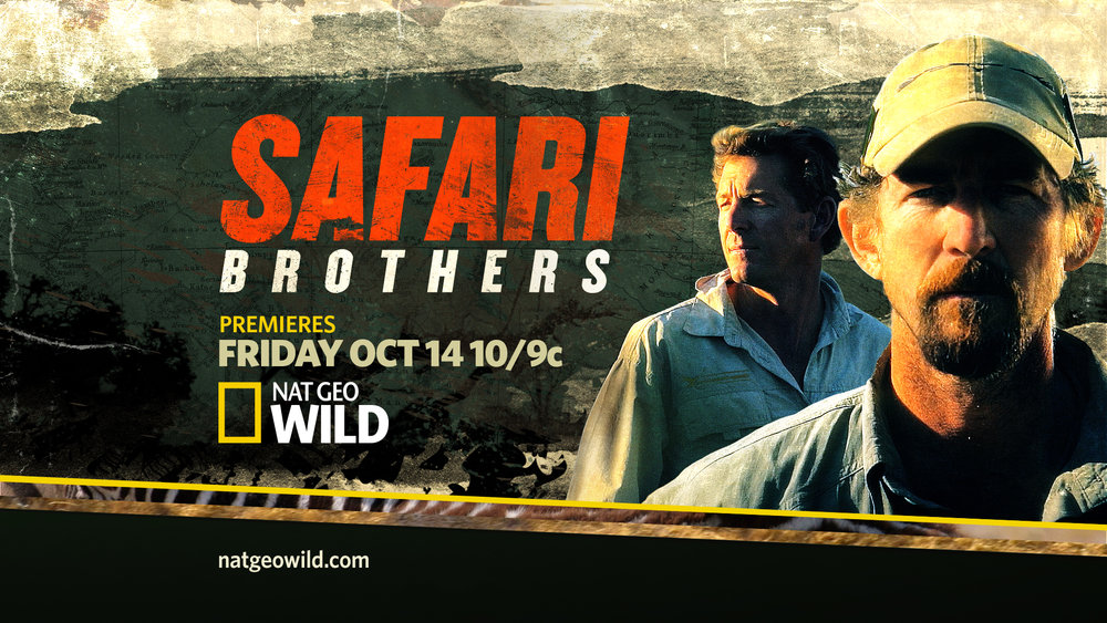Check Out Safari Brothers On Nat Geo Wild