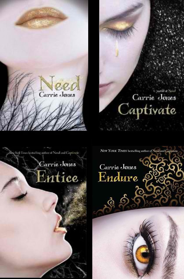 Need Series by Carrie Jones