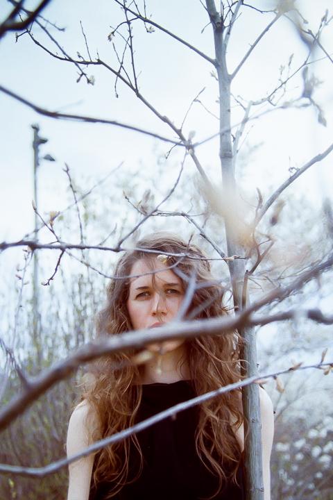 Emily in Spring