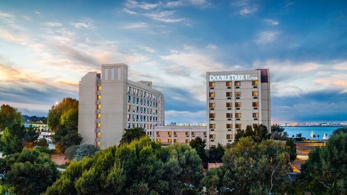Luxury awaits at one of silicon valley's premier hotels.