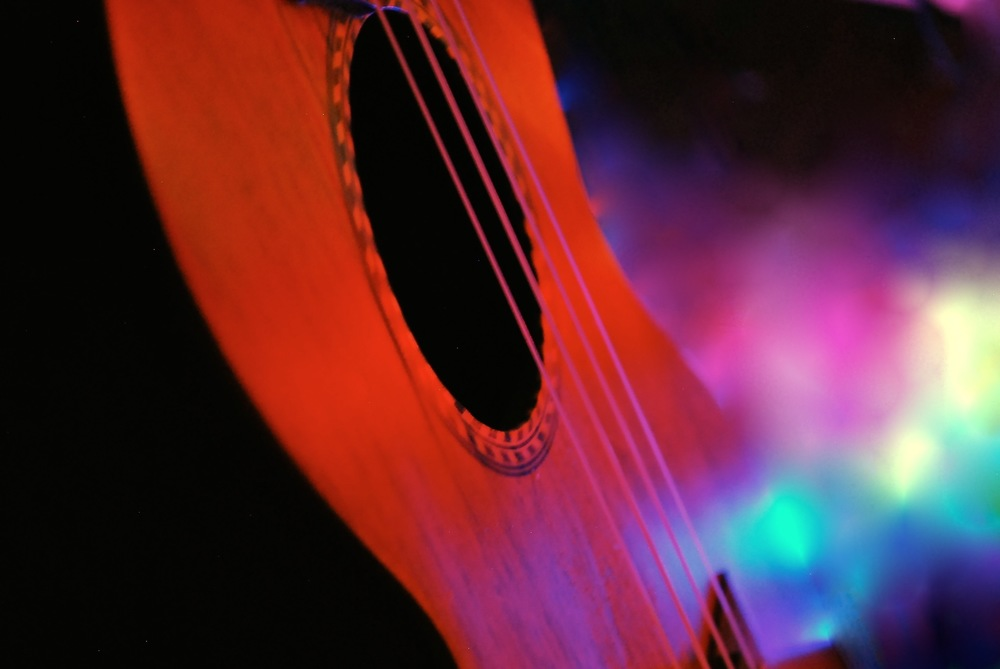 Guitar   Learn how to play any song you love, or better develop your own composition and writing process. Beginner to advanced.Learn how to improvise, and play complex solos.Electric and acoustic guitar are both offered.